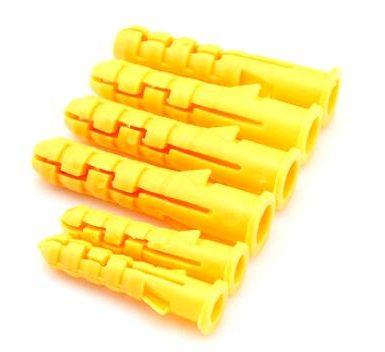 Коничен тип пластмасови тапи за стенни анкери от найлон