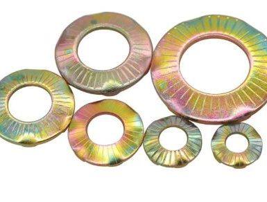 DIN 6795 Заземителни шайби